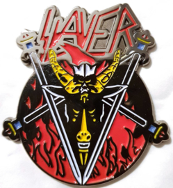 Slayer  -  Goat pin