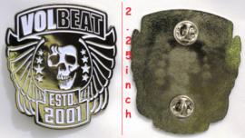 Volbeat - pin