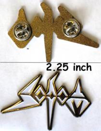 Sodom - pin