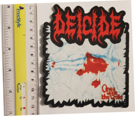 Deicide – Once Upon The Cross