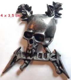 Metallica - Vintage look pin