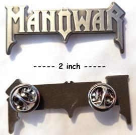 Manowar - pin