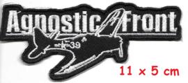 Agnostic Front - patch