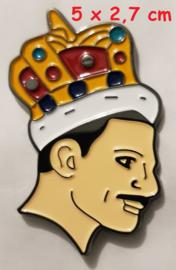 Freddy M - pin