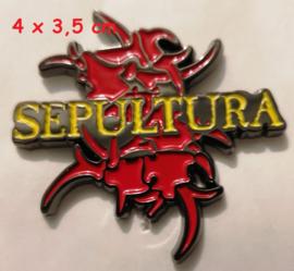 Sepultura - Pin