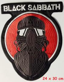 Black Sabbath  - Mask backpatch