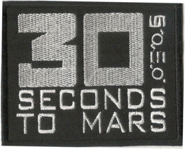 30 Seconds To Mars - patch