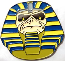 Iron Maiden - powerslave pin