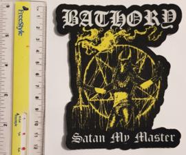Bathory – Satan My Master