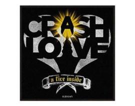 A FIRE INSIDE - Crash love