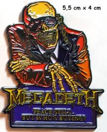 Megadeth - Peace sells