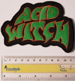 Acid Witch - Shape Logo