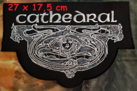 Cathedral - Backpatch