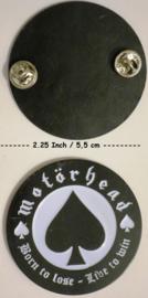 Motorhead - Ace pin
