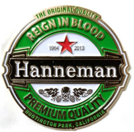Slayer - Hanneman - pin
