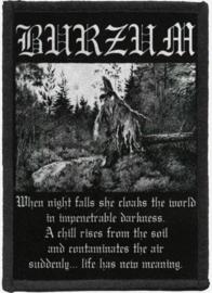Burzum - night falls