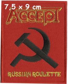 Accept - roulette patch