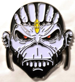 Iron Maiden book of souls - pin