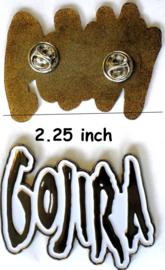 gojira - pin