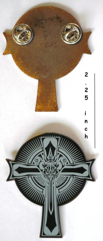 black sabbath - pin