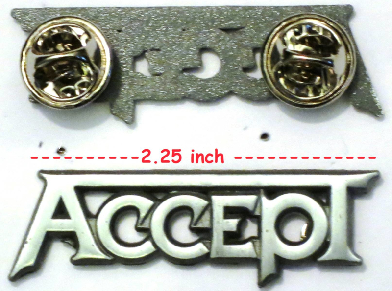 Accept - pin