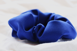 Scrunchie deep blue