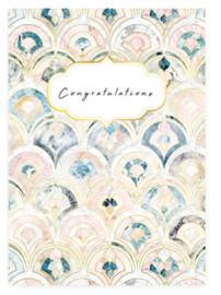 Kaart congratulation