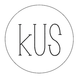 "Sticker ""KUS"""