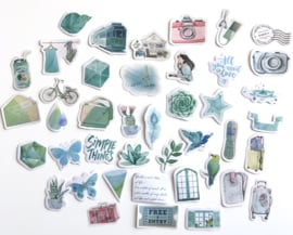 Stickers Bullet Journal nr. A12