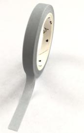 Masking tape pastel blauw Smal 5mm