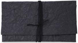 Kado envelop clutch zwart