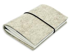 Notebook A6 Ecru