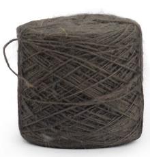 Flax cord XS brown