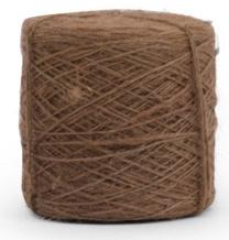 Flax cord XS light brown
