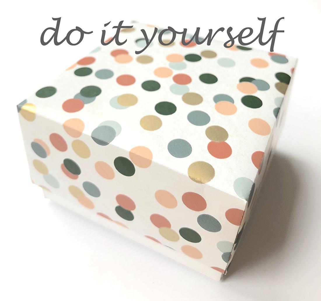 do it yourself doosje