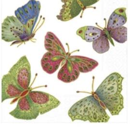 Servet butterfly