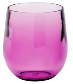 Acrylis glass pink