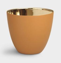 Tealight gold hazel