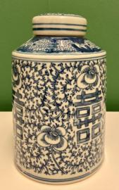 Kleine chinese potten