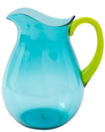 Acrylic tumbler blue