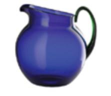 Acrylic tumbler blue/green medium