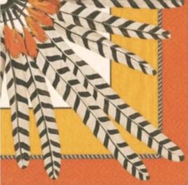 Servet plumes