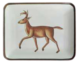 Little tray deer