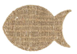 Placemat fish