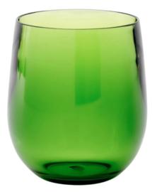 Acrylis glass green