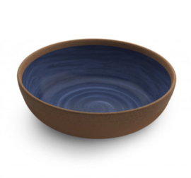 Terracotta blue