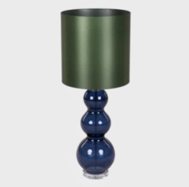 Groene bollen lamp