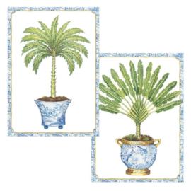 8 kaarten Palm