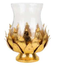 Lelie glas waxinelicht