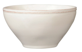 Cereal bowl ivory
